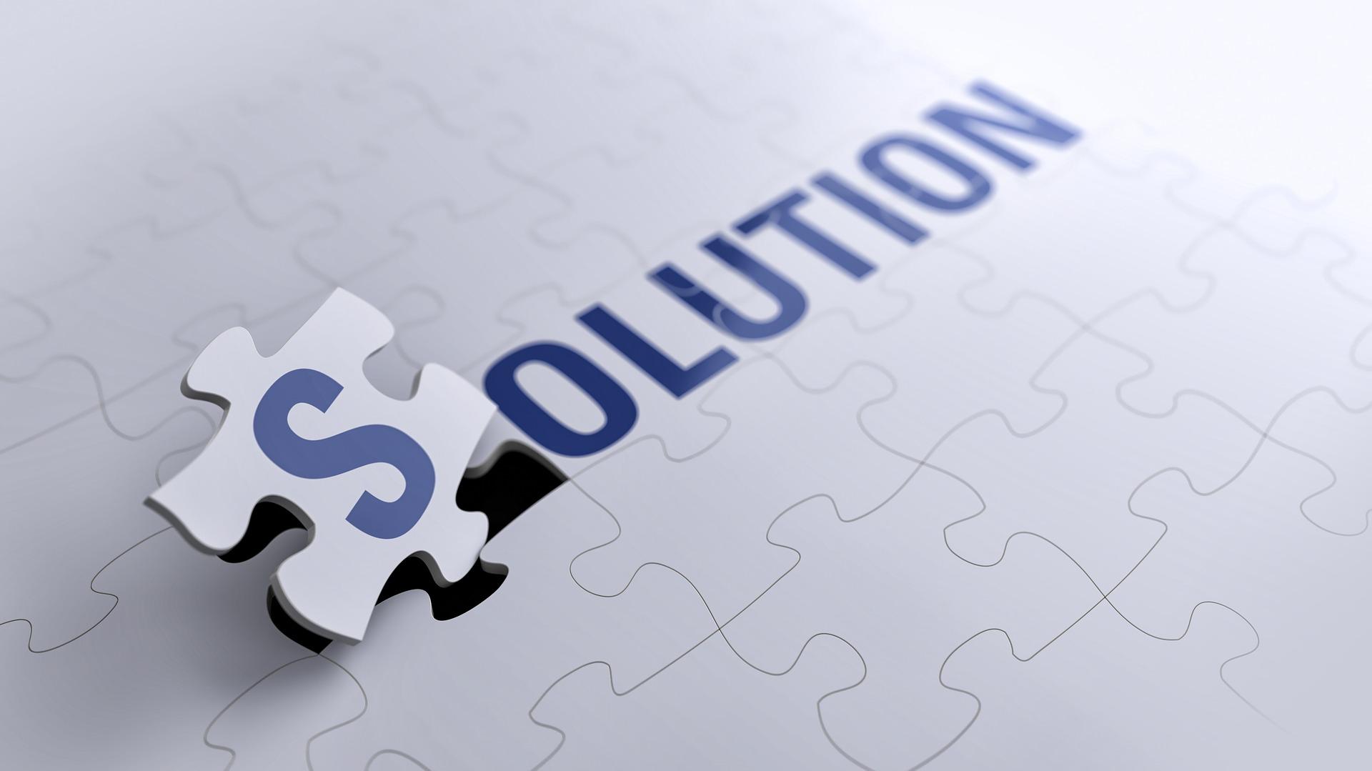 trouve les solutions